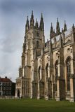 Canterbury Cathedral Stock Photography
