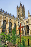 Canterbury Cathedral. In Kent, United Kingdom Stock Photo