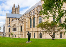Canterbury Cathedral Stock Image