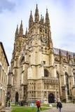 Canterbury Cathedral Cloister, Kent, United Kingdom Stock Image