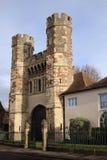 Canterbury Christ Church University Stock Images