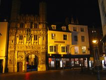 Canterbury domkyrka Royaltyfri Fotografi