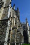 Canterbury domkyrka. arkivfoton