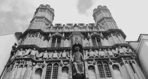 Canterbury domkyrka Royaltyfria Foton