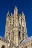 Canterbury domkyrka Förenade kungariket Arkivbild