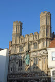Canterbury History Royalty Free Stock Photos