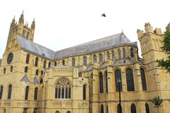 Canterbury katedra Anglia fotografia royalty free