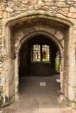 Canterbury katedra Canterbury, Kent, Zjednoczone Królestwo obraz royalty free