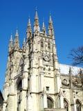Canterbury-Kathedrale Stockfoto