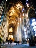 Canterbury-Kathedrale Stockbild