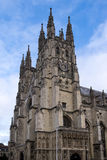 CANTERBURY, KENT/UK - NOVEMBER 12 : View of Canterbury Cathedral Stock Photography