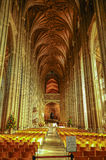 Canterbury monastery Stock Photography