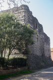 Canterbury slott arkivfoton