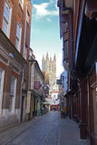 Canterbury Town Royalty Free Stock Photography