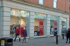 Canterbury-Verkäufe Lizenzfreie Stockfotografie