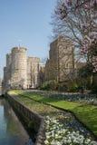 Canterbury Westgate en Guildhall royalty-vrije stock afbeelding