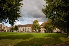 canterbury zieleń Obraz Royalty Free