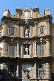 Canti di Quattro di Palermo Fotografia Stock