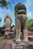 Canti la statua dell'ha Fotografie Stock Libere da Diritti