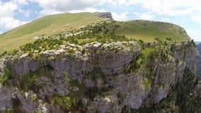 Cantidad aérea de Canyon de Anisclo en Parque Nacional Ordesa y Monte Perdido, España