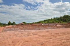 Cantiere ed attività della costruzione Immagine Stock