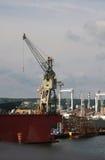 Cantiere navale Immagini Stock