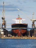 Cantiere navale Fotografie Stock