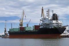 Cantiere navale fotografia stock