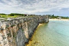 Cantiere navale reale della marina - Bermude fotografie stock