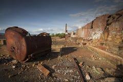 Cantieri rovinati Fotografia Stock
