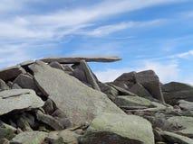 Cantilever Stone στοκ φωτογραφίες