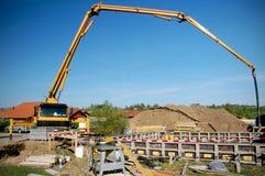 Cantina in costruzione Fotografie Stock Libere da Diritti