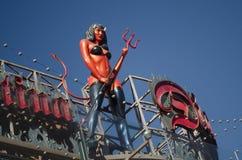 Cantina du ` s de Diablo Las Vegas Photo libre de droits