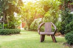 Canto bonito do jardim, da jardinagem da decoração e do la pequenos Fotos de Stock Royalty Free