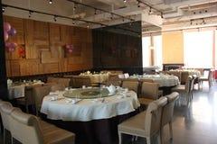 Canto chinês do restaurante foto de stock royalty free