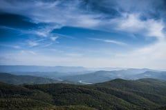 Canto de la montaña imagen de archivo
