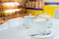 Canto do café Foto de Stock Royalty Free