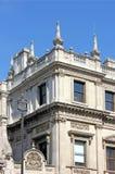 Canto do edifício velho Fotografia de Stock Royalty Free