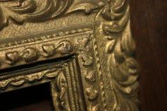 Canto do frame Imagem de Stock Royalty Free