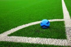 Canto do futebol Imagens de Stock Royalty Free