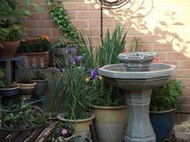 Canto do jardim Imagem de Stock Royalty Free