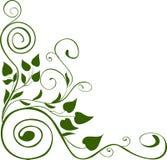 Canto floral Fotos de Stock