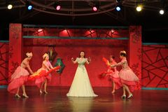 Canto y baile, Imagenes de archivo