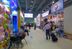 canton business fair Stock Photo
