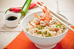 Canton Chinese Rice Stock Photos