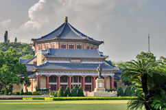 Canton, Dott. Memorial Hall di Sun Yat-sen Immagine Stock