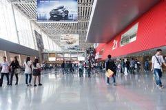 Canton Fair - hall internal Stock Photo
