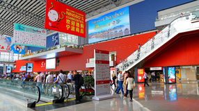 Canton fair hall 2014 Royalty Free Stock Photo