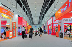 Canton fair pavillion 1.2 Stock Photos
