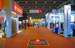 Canton fair pavillions 2013 Stock Photo